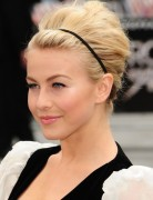 Julianne Hough Formal Updo Hairstyles 2013