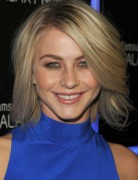 Julianne Hough Medium Choppy Layers Hairstyles 2013