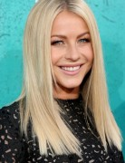 Julianne Hough Medium Straight Haircuts 2013