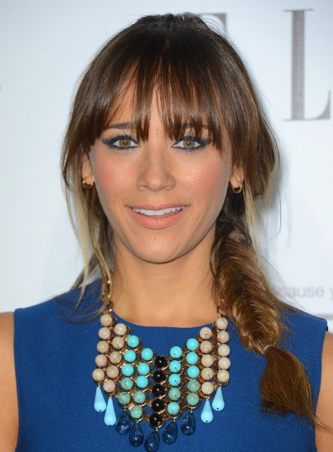2013 Braided Hairstyles for Long Hair