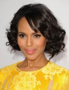 2013 Short Curly Hairstyles with Bangs