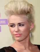 Blonde, Fauxhawk Haircuts, Miley Cyrus Short Hair