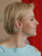Charlene Wittstock Short Layered Bob Hairstyles