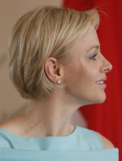 Charlene Wittstock Short Layered Bob Hairstyles Popular Haircuts