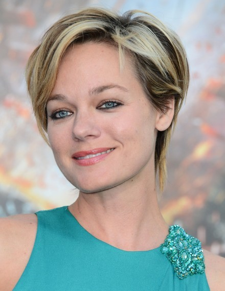 Cute Ombre Short Hairstyles 2013