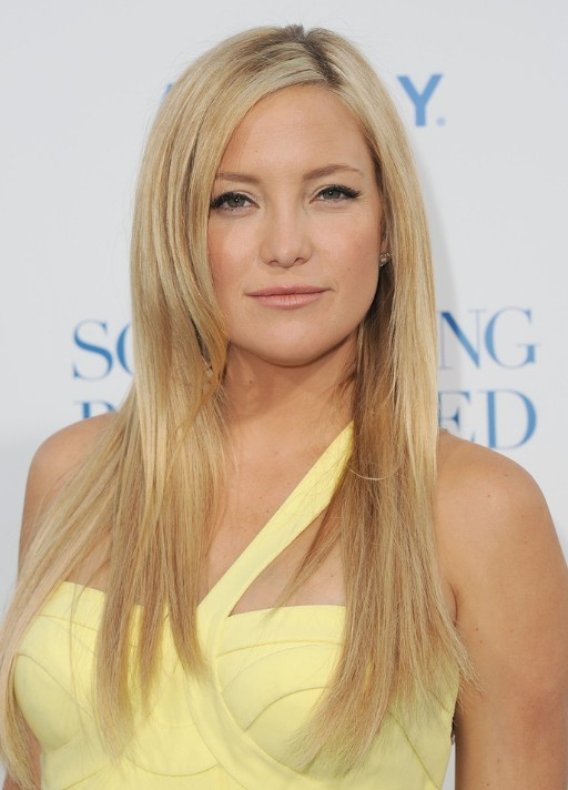 Kate Hudson Smooth Straight Hairstyles Popular Haircuts