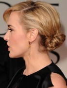 Kate Winslet Formal Updo Hairstyles 2013