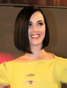 Katy Perry Short Bob Hairstyles 2013