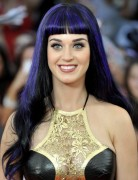 Katy Perry Trendy Long Straight Hairstyles