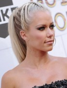 Kendra Wilkinson Braided Ponytail Hairstyles 2013