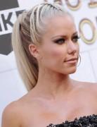 Kendra Wilkinson Braided Ponytail Hairstyles 2013