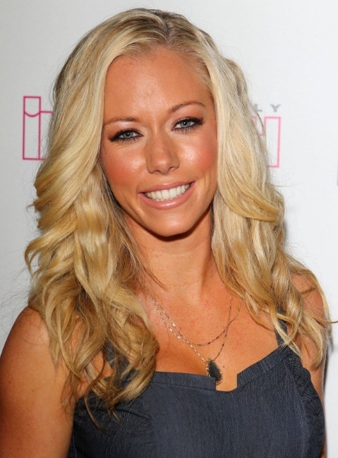 Kendra Wilkinson Soft Shoulder Length Waves Haircuts 2013