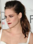 Kristen Stewart Ponytail Hairstyle 2013