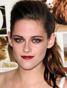 Kristen Stewart Ponytail Hairstyles 2013