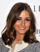 Olivia Palermo Cute Medium Haircuts