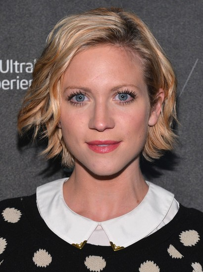 Ombre Short Layered Hairstyles 2013