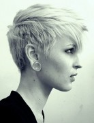 Razor Short Haircuts, Pixie Hairstyles 2013