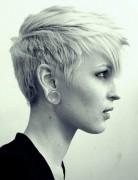 Rasiermesser Kurzhaarschnitte, Pixie Frisuren 2013