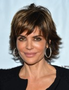 Short Layered Hairstyles 2013, Lisa Rinna