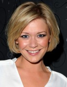 Soft Blonde Short Bob Hairstyles 2013