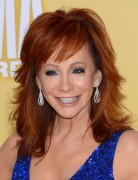 2013 Reba McEntire Trendy, Shaggy, Medium Hairstyles for Women