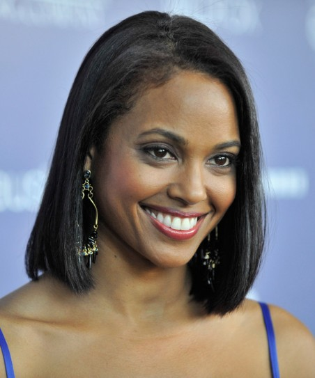 African American Long Bob Hairstyle 56 Pictures to pin on Pinterest