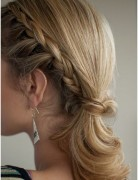 Braided Hairstyles In A Ponytail