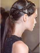 Braided Hairstyles for Girls with Long Hair, Straight Hair