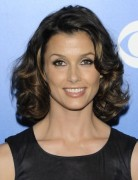 Bridget Moynahan Medium, Spiral Curls, Ombre Hairstyles 2013