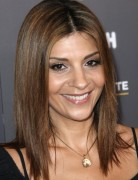 Brown, Medium Hairstyles for Straight Hair, Callie Thorne Haircut