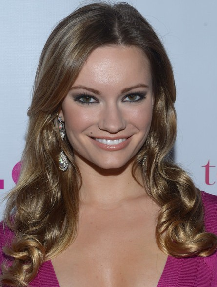 Caitlin O'Connor Curly Hairstyle