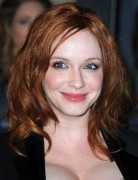 Christina Hendricks Medium, Wavy Hairstyles 2013