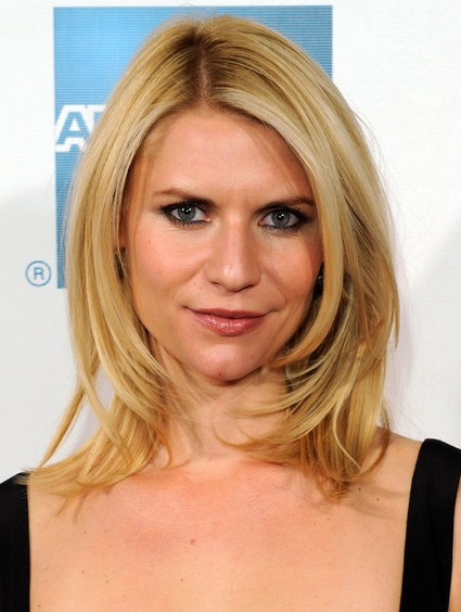 ... , Layered, Easy Medium Haircuts: Claire Danes Hairstyle/Getty Images