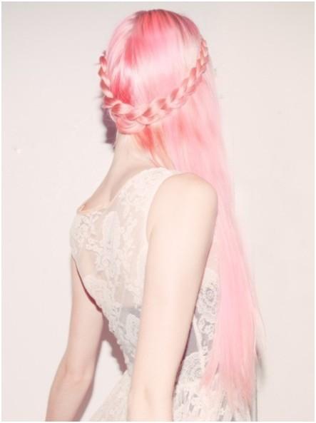 Cute Braided Hairstyles, Long Straight Hair