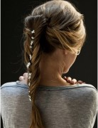 Cute, Long, Braided Hairstyles, Girls Hair Styles