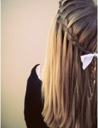 Diy Braided Hairstyles, Straight Long Hair