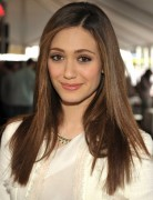 Emmy Rossum, Easy Hairstyles for Long Hair