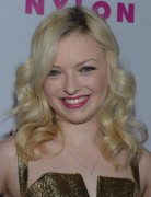 Francesca Eastwood Soft, Long Curly Haircut