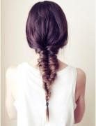 French Braid Hairstyles, Trendy Long Hair