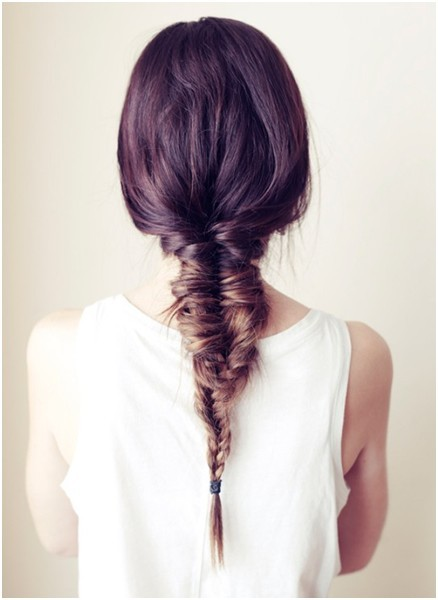 French Braid Hairstyles, Trendy Long Hair