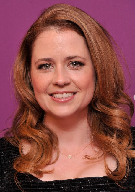 Jenna Fischer Curly Hairstyles/Getty Images