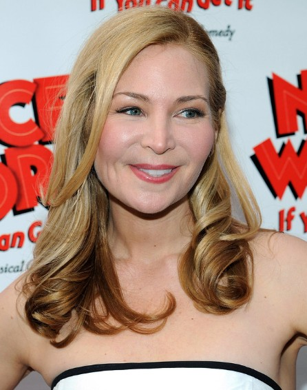 Jennifer Westfeldt, Formal, Curly, Ombre Hairstyles