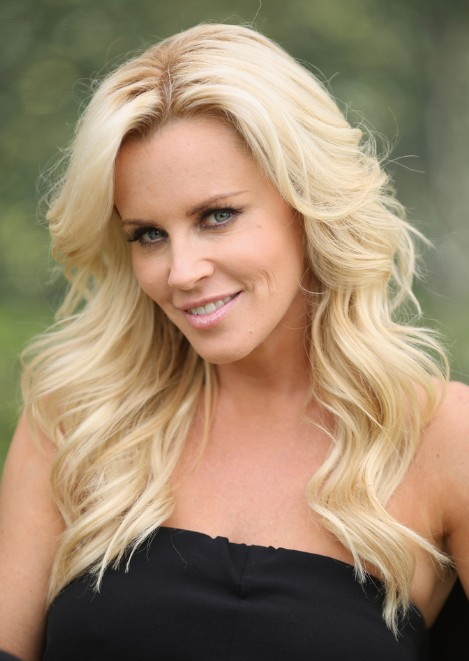 Jenny Mccarthy Long Wavy Prom Hairstyles 2013 Popular