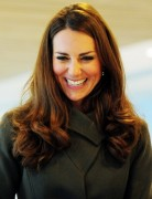 Kate Middleton Curly Hairstyles for Long Hair