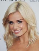 Katherine Jenkins Wavy, Blonde Hairstyles 2013