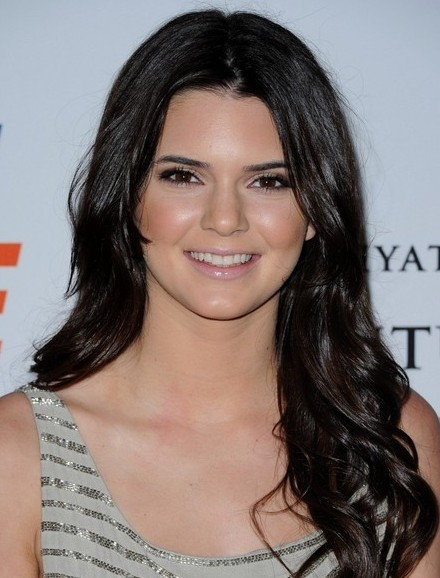 Kendall Jenner Hairstyles for Long Hair