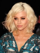 Kimberley Wyatt Medium, Tousled Hairstyles for Blonde Hair 2013