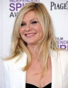 Kirsten Dunst, Round Face Hairstyles for Long Hair