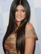 Kylie Jenner, Sleek, Long, Straight Hairstyles