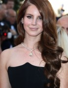 Lana Del Rey Formal, Curly Hairstyle